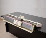 Двухфонтурная вязальная машина 3 класса Hobby KH260/KR260